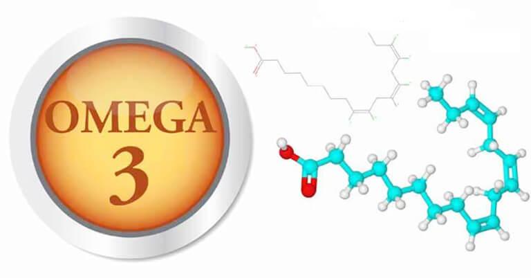 Cấu tạo của omega 3