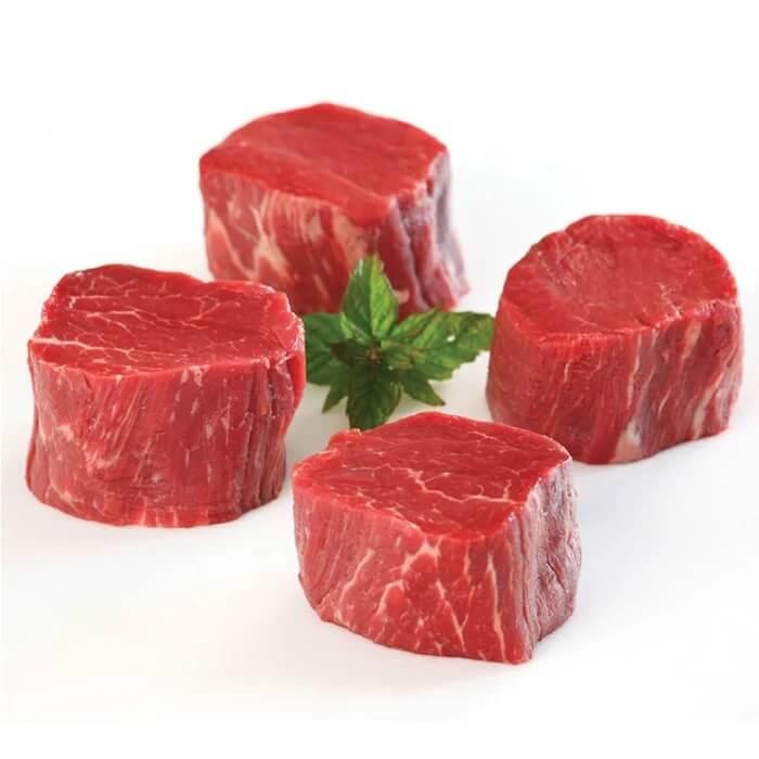 Thịt bò ăn cỏ giàu omega 3