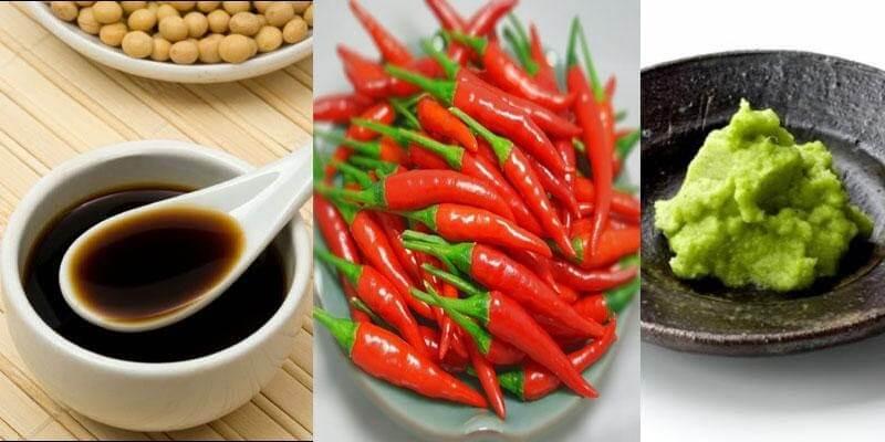 Không nên ăn thực phẩm cay nóng
