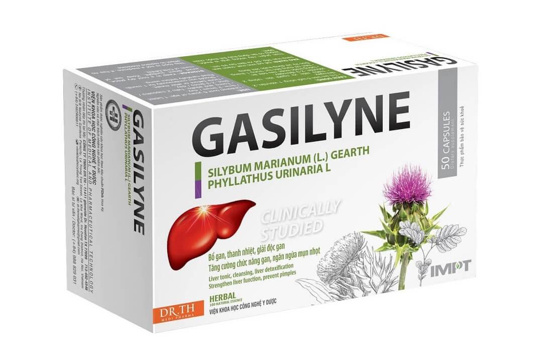 Thuốc giải độc gan GASILYNE
