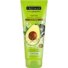 Mặt nạ Freeman từ bơ (Freeman Avocado & Oatmeal Clay Mask)