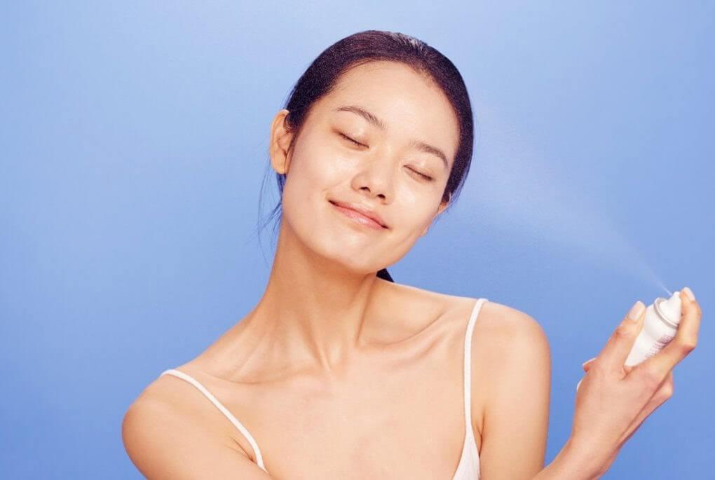 Điều tiết lượng dầu trên bề mặt da, dưỡng ẩm cho làn da