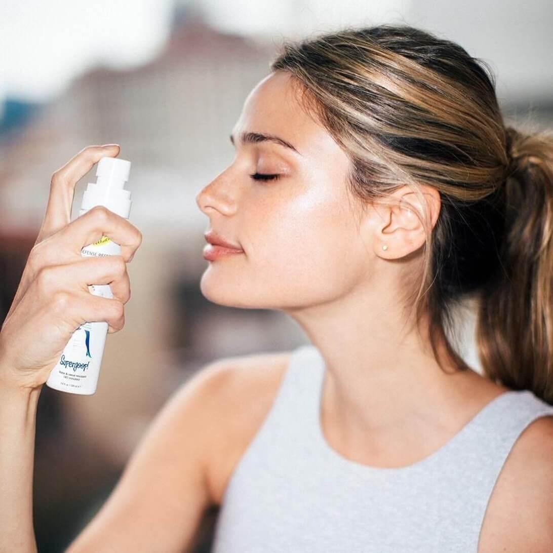 Xịt khoáng giúp bảo vệ làn da