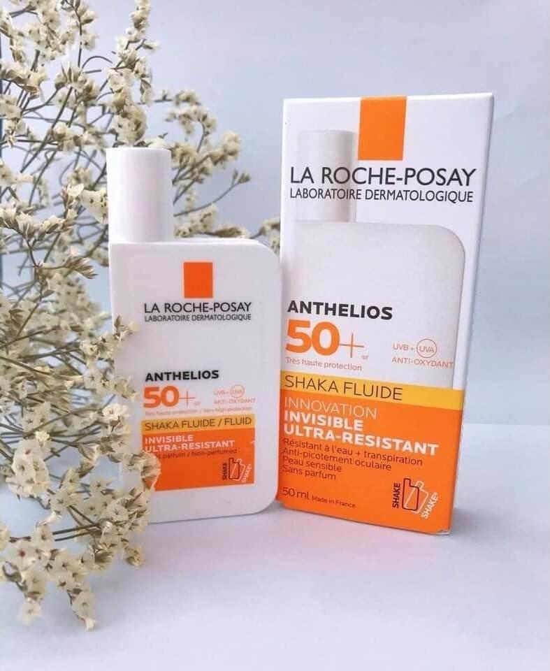 Kem chống nắng La Roche Posay Anthelios Shaka Fluid cho da nhạy cảm