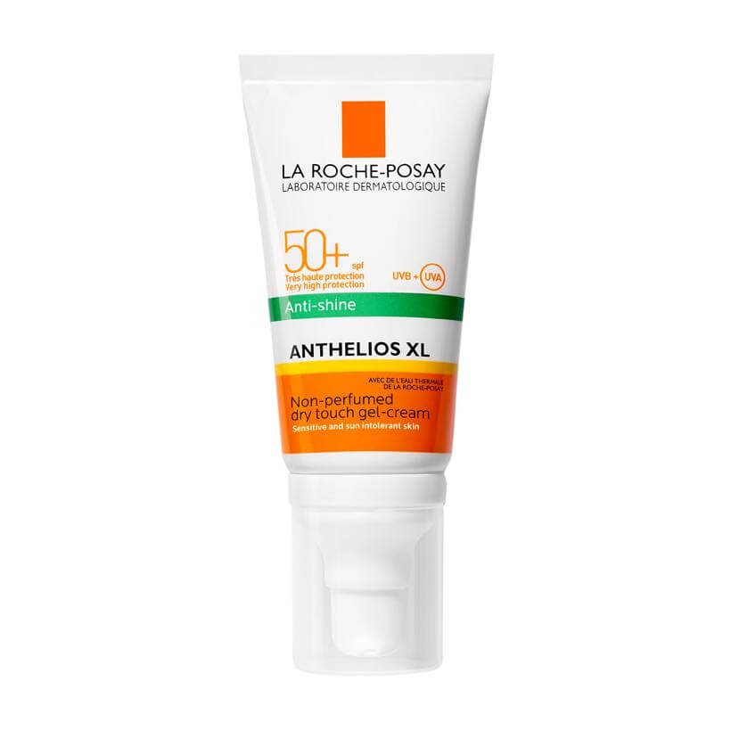 Kem chống nắng La Roche-Posay Anthelios XL Dry Touch Gel-Cream cho da dầu, da hỗn hợp