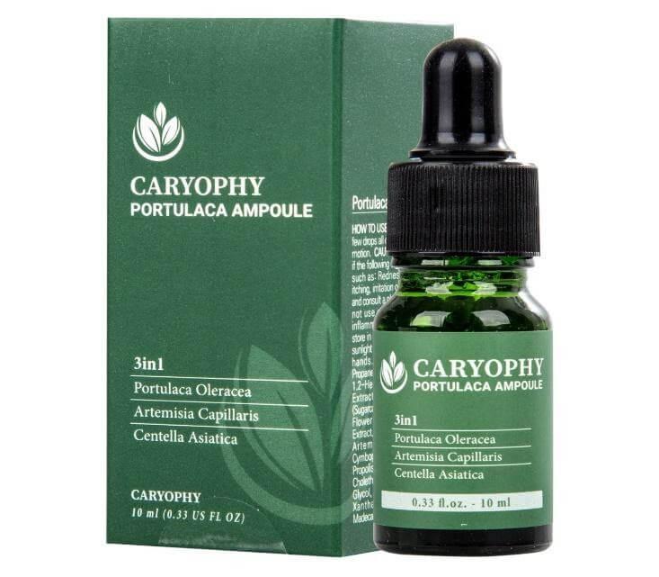 Serum trị mụn trắng da Caryophy