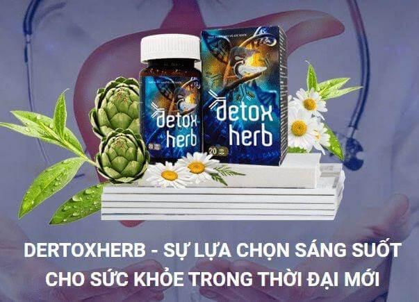 cách sử dụng thuốc detoxherb