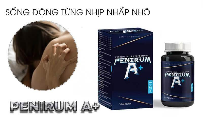 Thuốc  Penirum A+ có tốt không