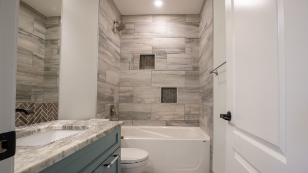 Calgary Bathroom Remodel