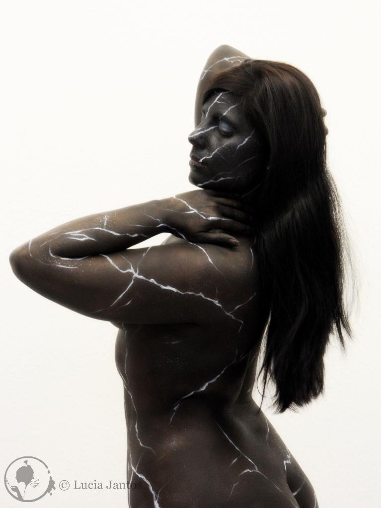 Schwarzer Marmor 5