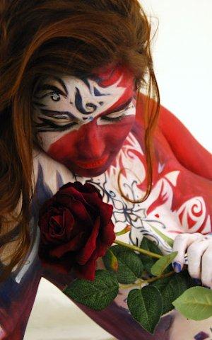 Bizarres Clownkostüm 5