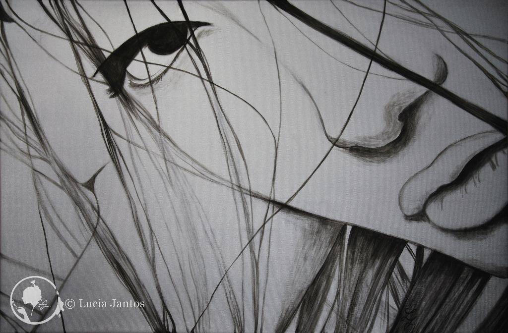 Phili-Gran - Acryl auf Leinwand 60x90cm