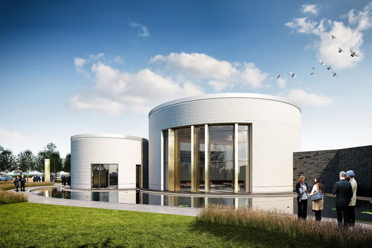 Huntingdon Crematorium Design and Development Green Electric Cremator