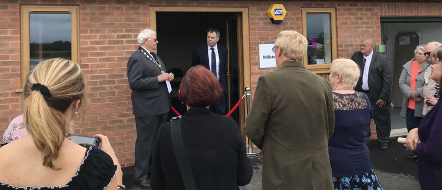 Syston Cemetery Grand Opening