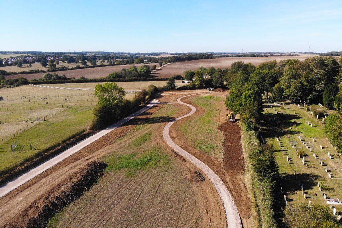 Buntingford Cemetery Development and Design