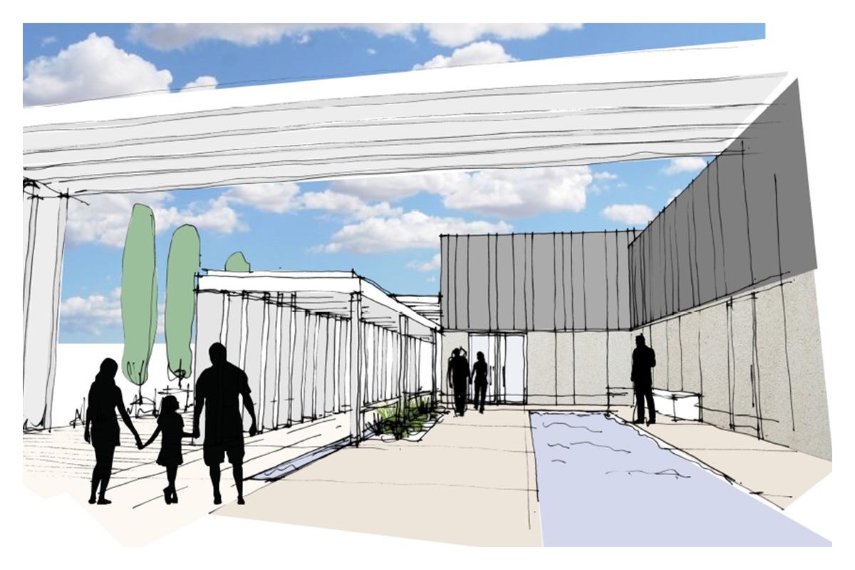 Hinckley and Bosworth Crematorium Design and Development Concept
