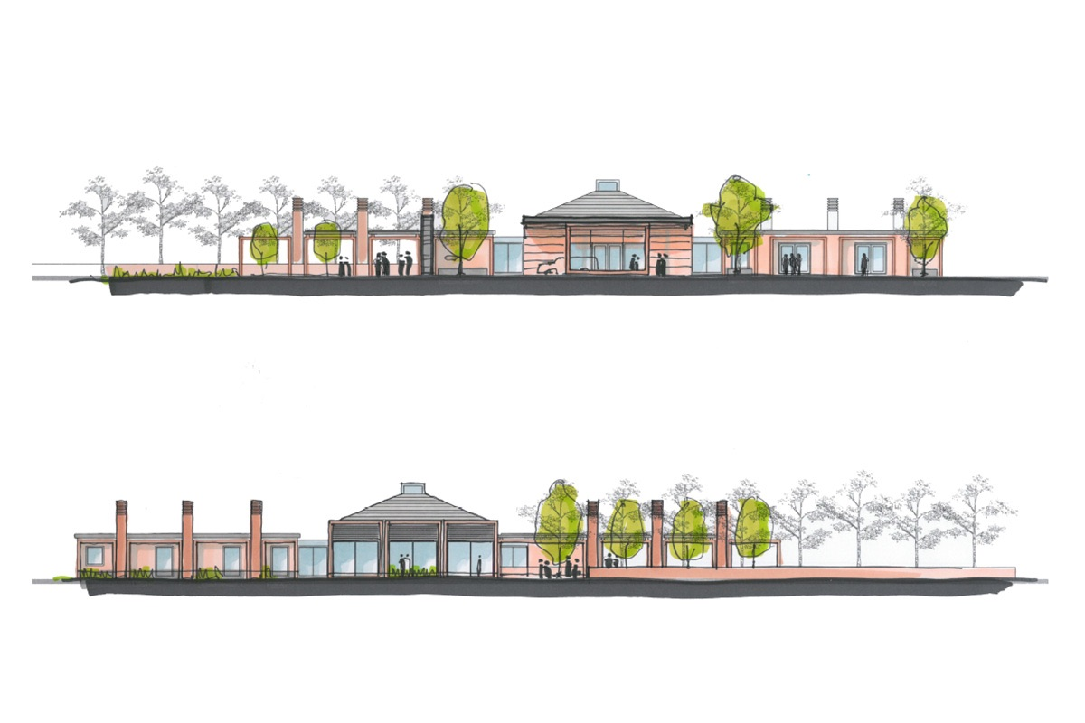 Netherhouse Farm Crematorium Design and Development
