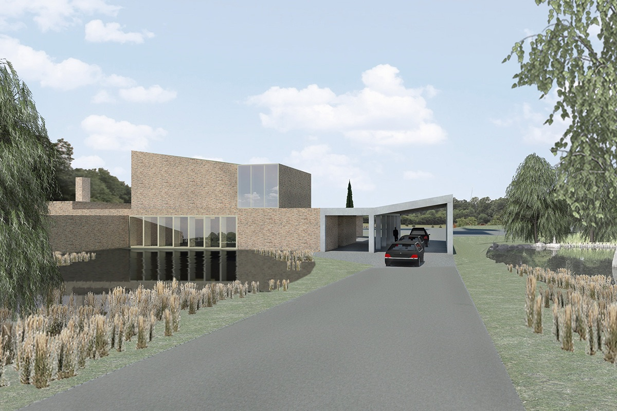 Welwyn and Hatfield Crematorium Design and Construction
