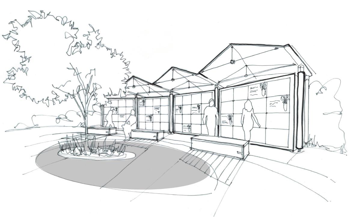 Mausoleum Concept Design