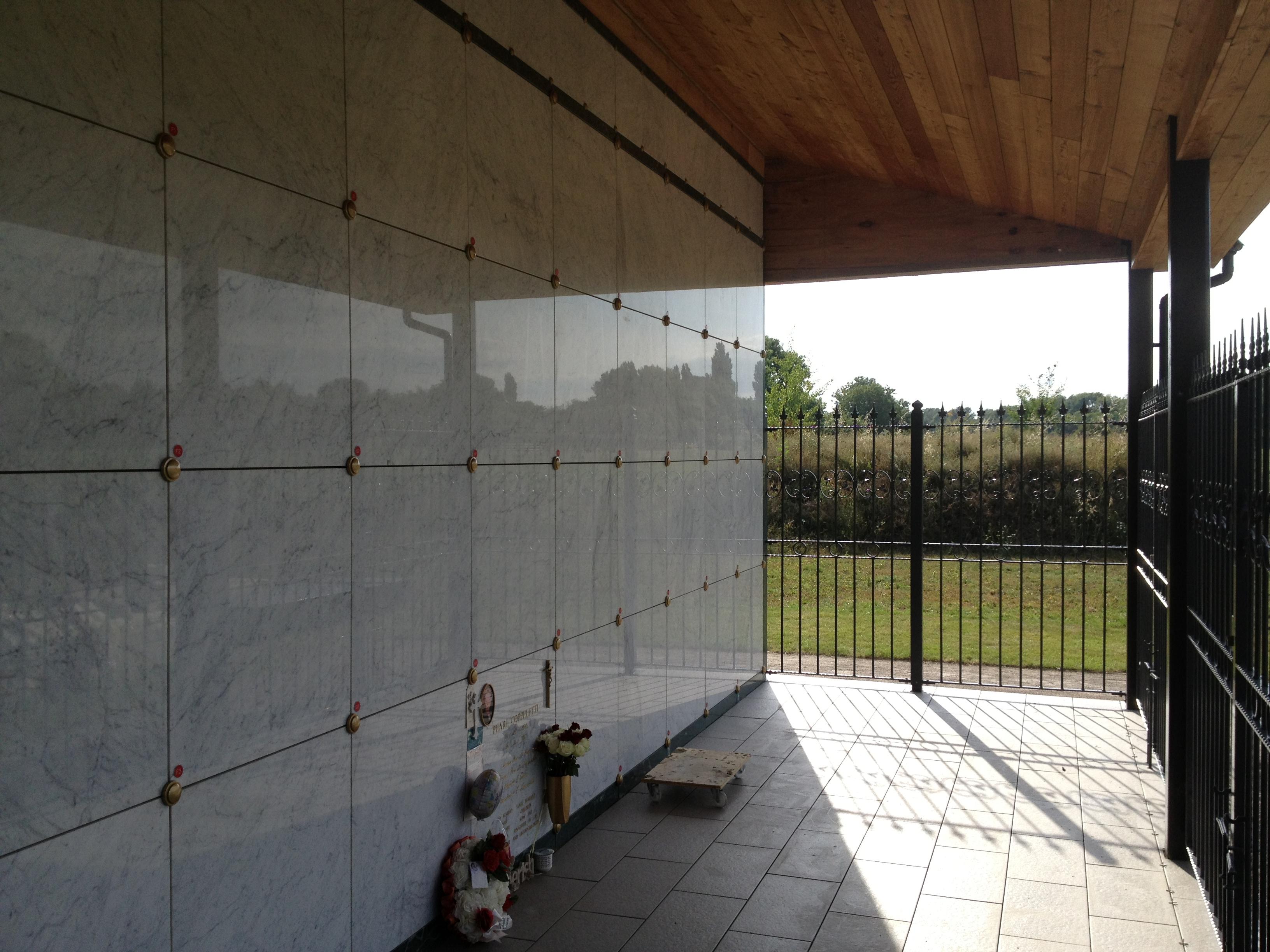 MML Mausoleum Qbox Bletchley Italian Community