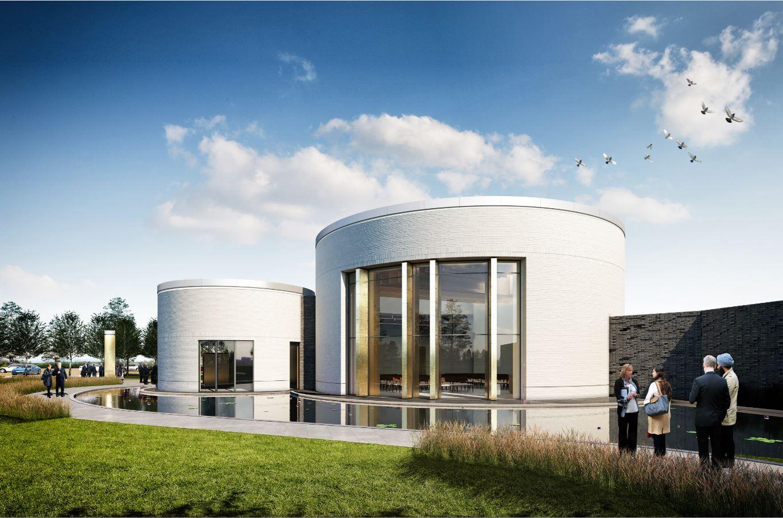Huntingdon Town Council Green Electric Crematorium Concept Design