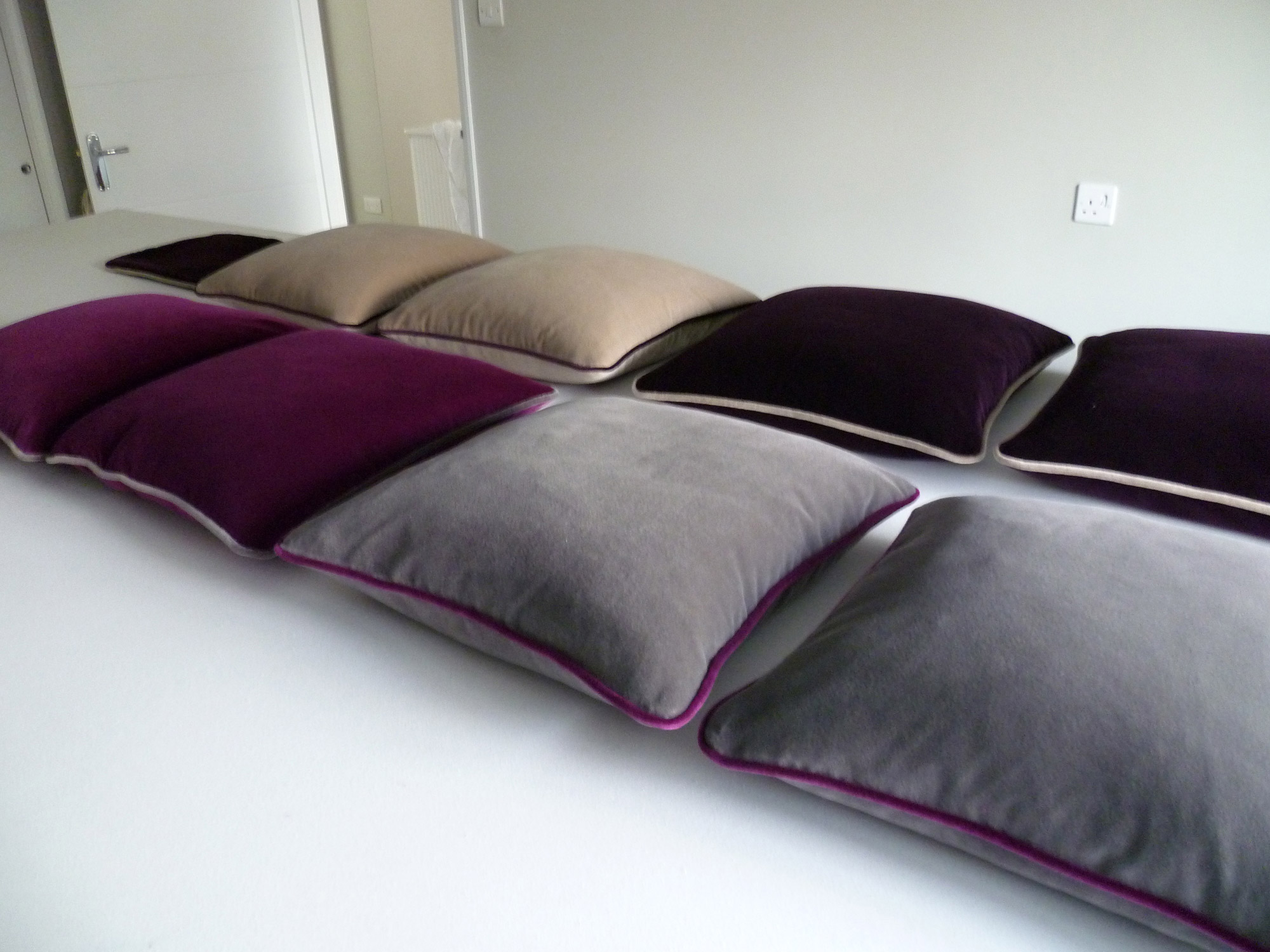 Soft furnishings - Cheltenham - Myrtle Designs