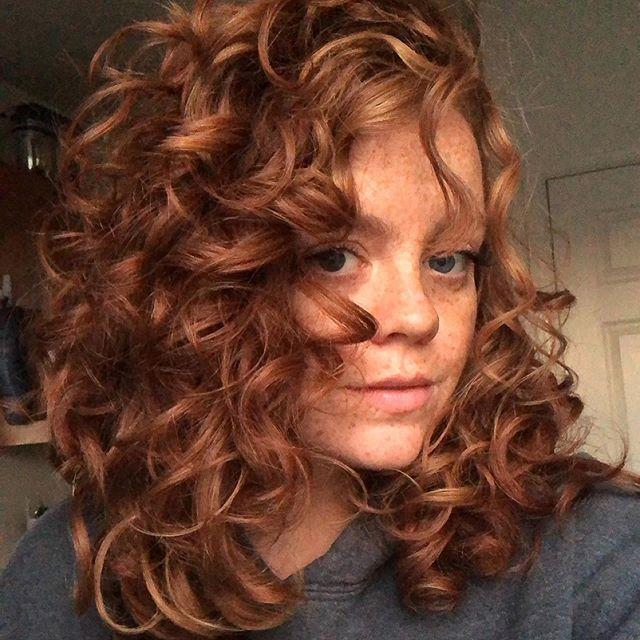2C Curly Hair