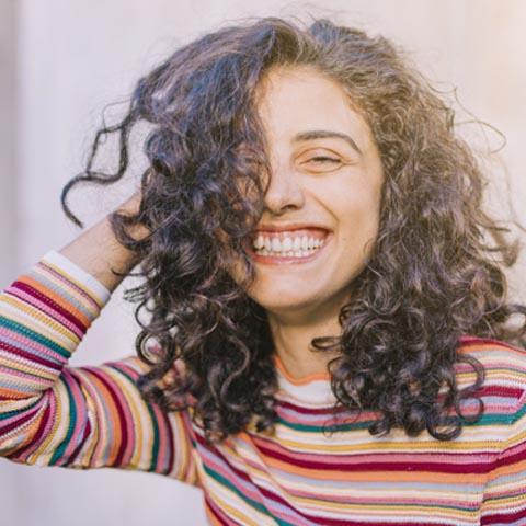 3A Curly Hair