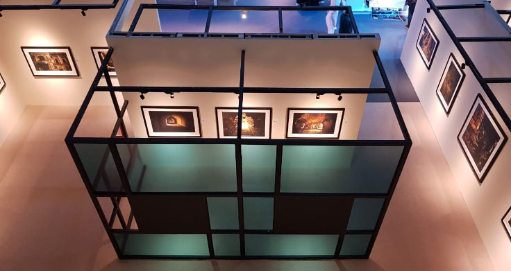 Mobeen Ansari - Exhibitions