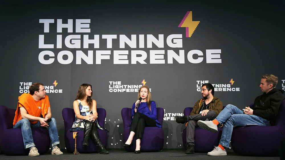 The Lightning Conference 2019 panel picture