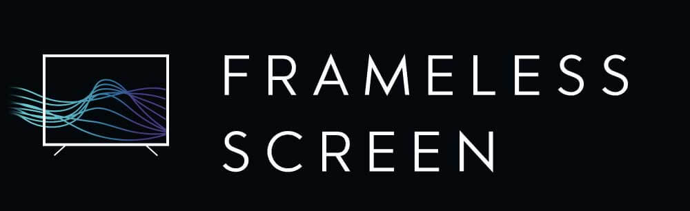 WAVE STREAM comes with a frameless infinity screen