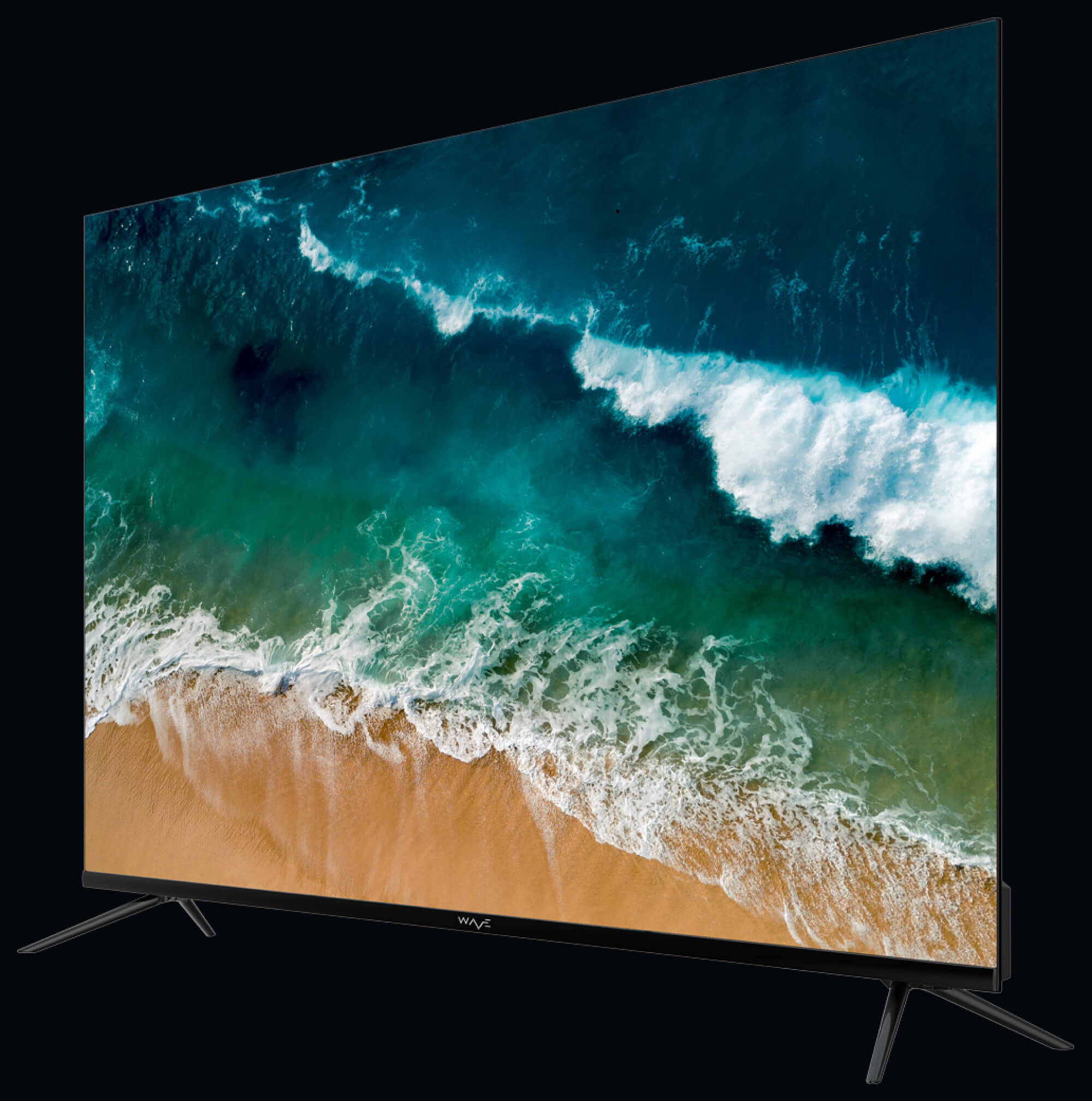 WAVE Electronics high specs TVs come with the best next-gen features