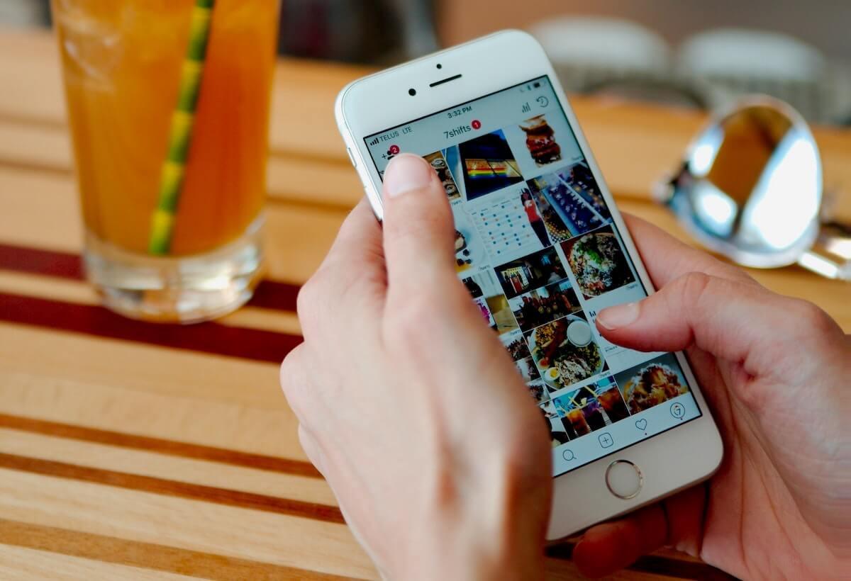 Création de votre compte Instagram