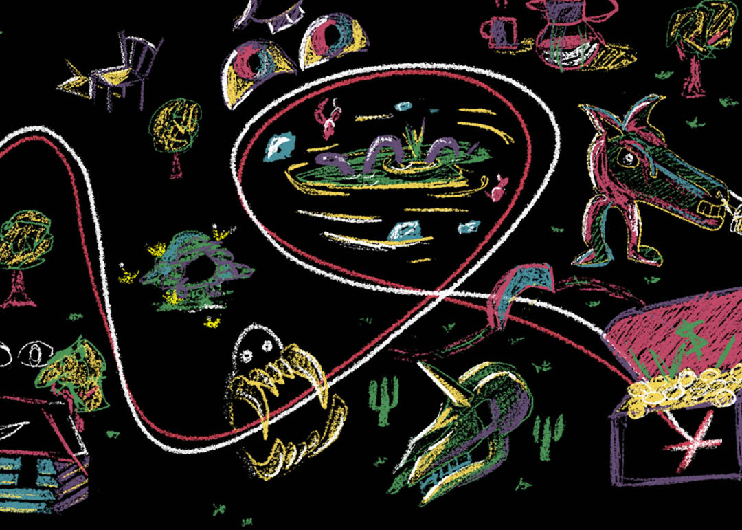 JOHN GRANT ALBUM MAP