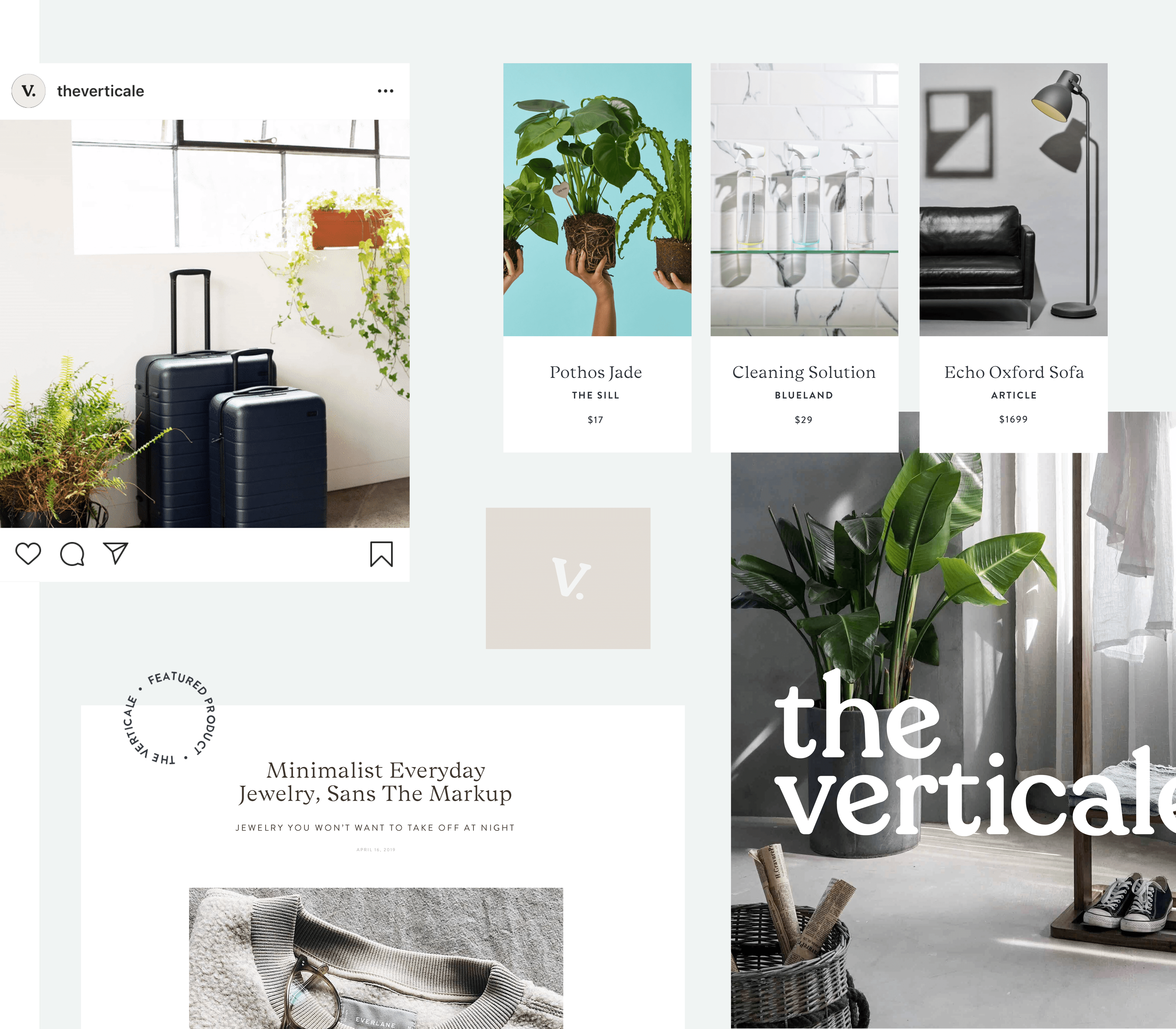A space for the best products on the internet.