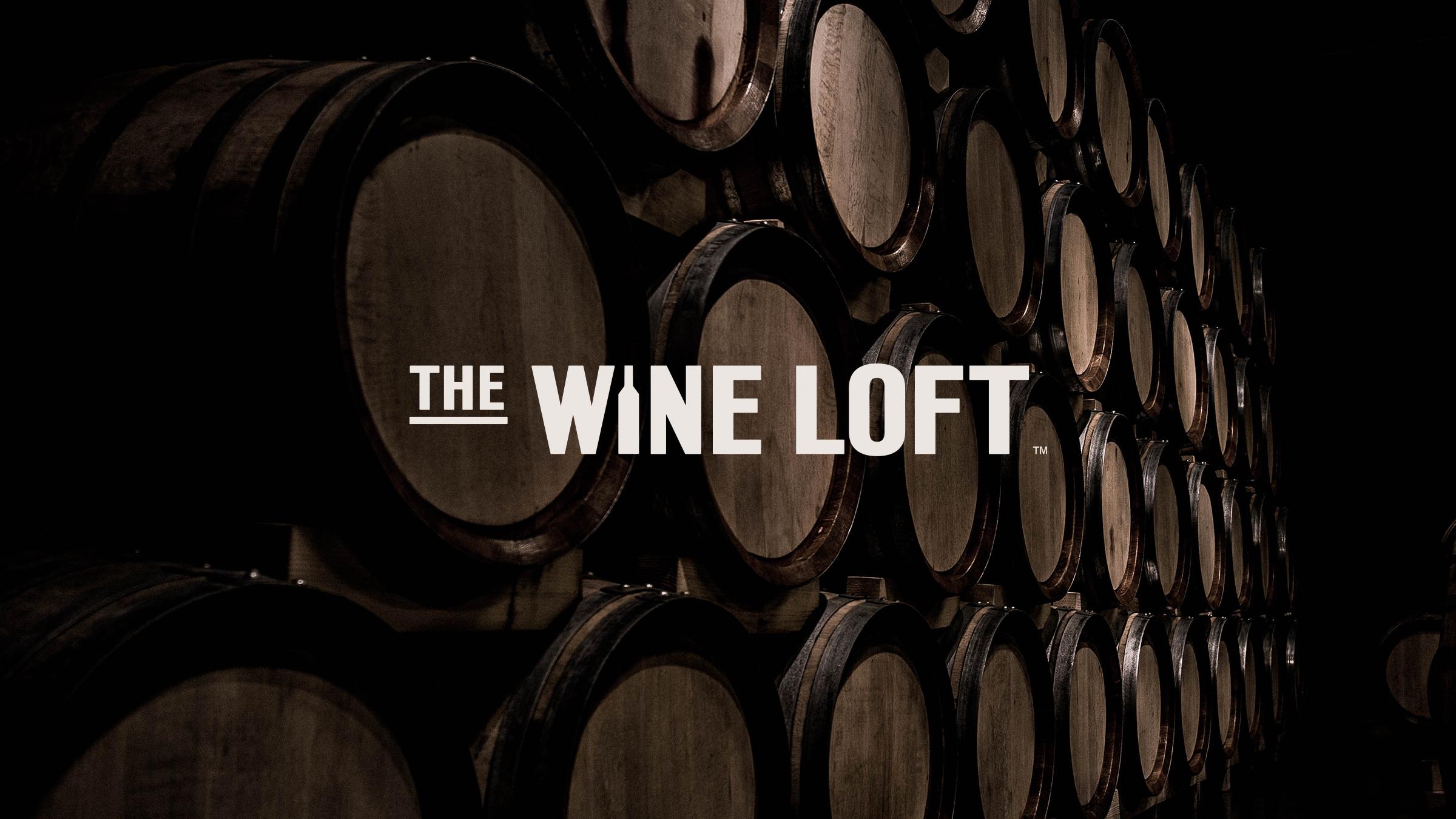 The Wine Loft brand logo preview image