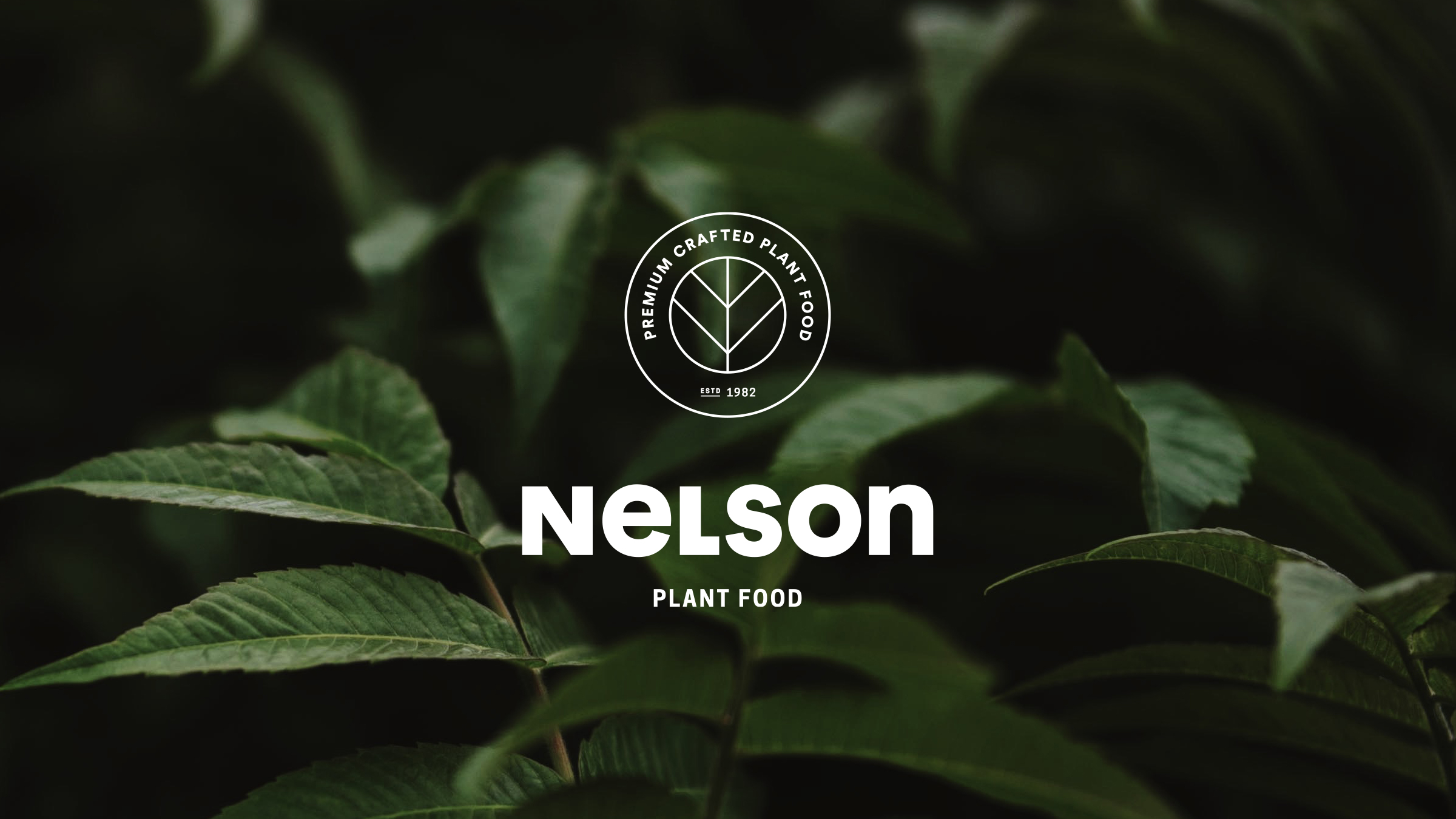 Nelson Plant Food brand logo preview image