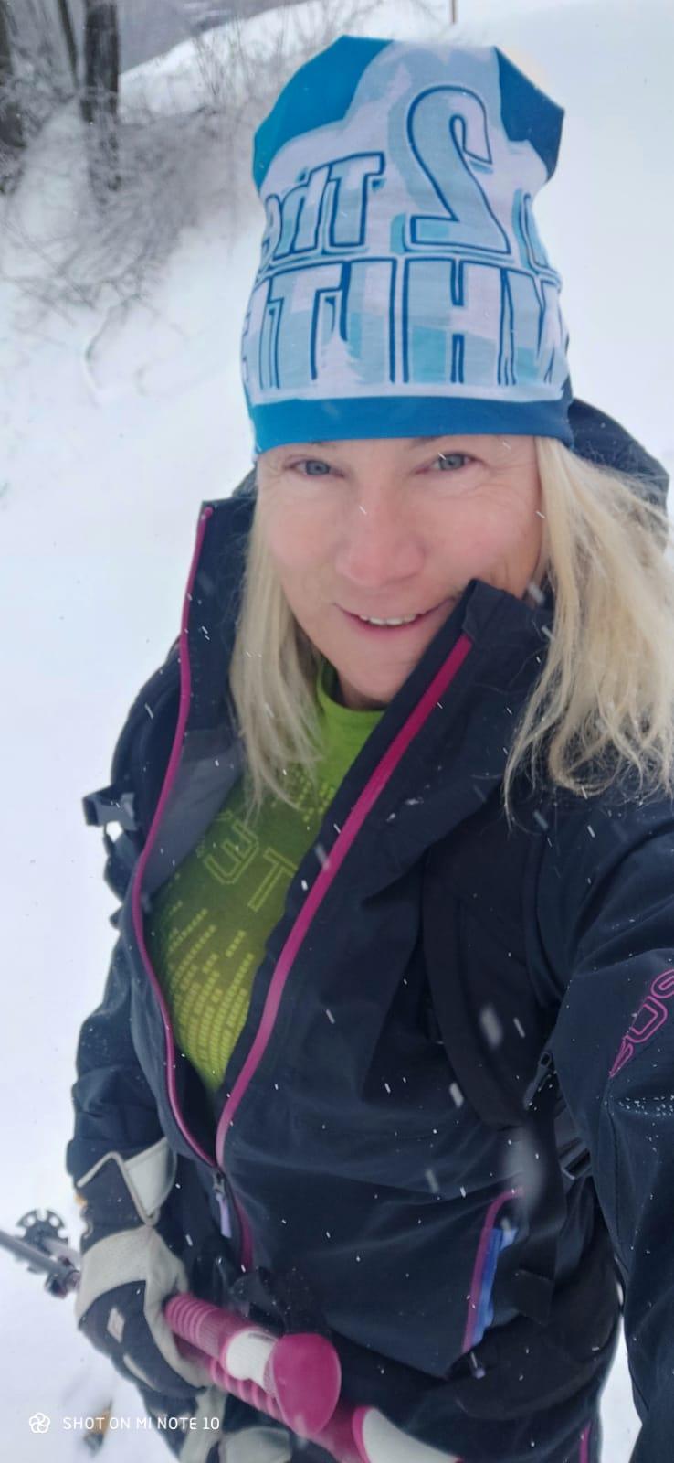 Sci alpinismo tecnica e passione