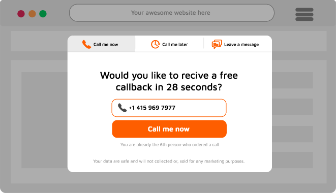 1 Way To Generate More Sales Calls & Leads | CallPage
