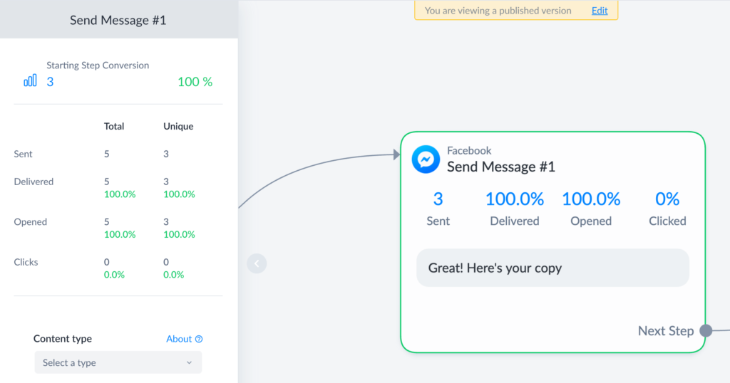 Product Update: ManyChat Analytics, Conversion Tracking, and the ManyChat  Pixel - ManyChat Blog