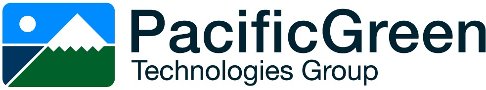 Client's logo - PacificGreen Technologies Group