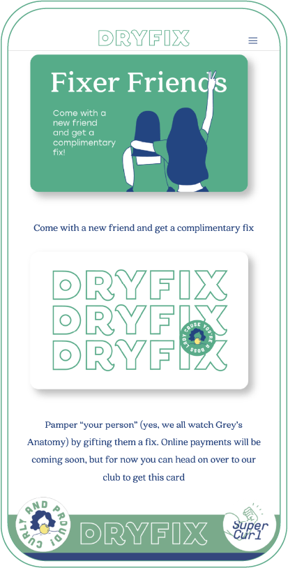Dryfix Web Design