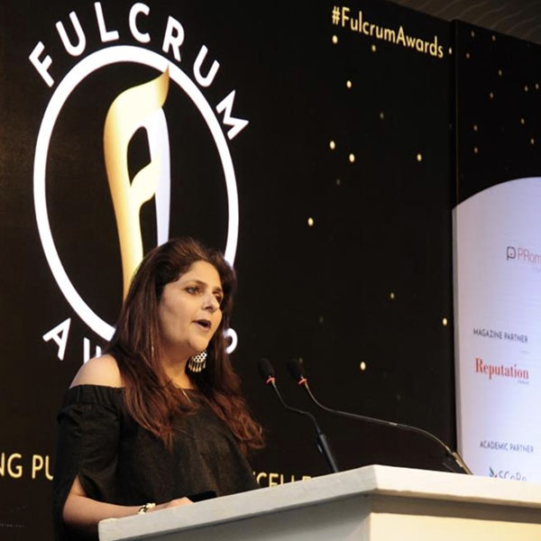 Fulcrum Awards Branding