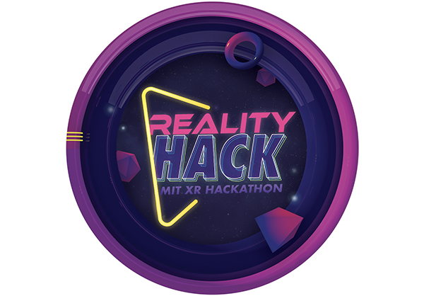 MIT Reality Hack logo