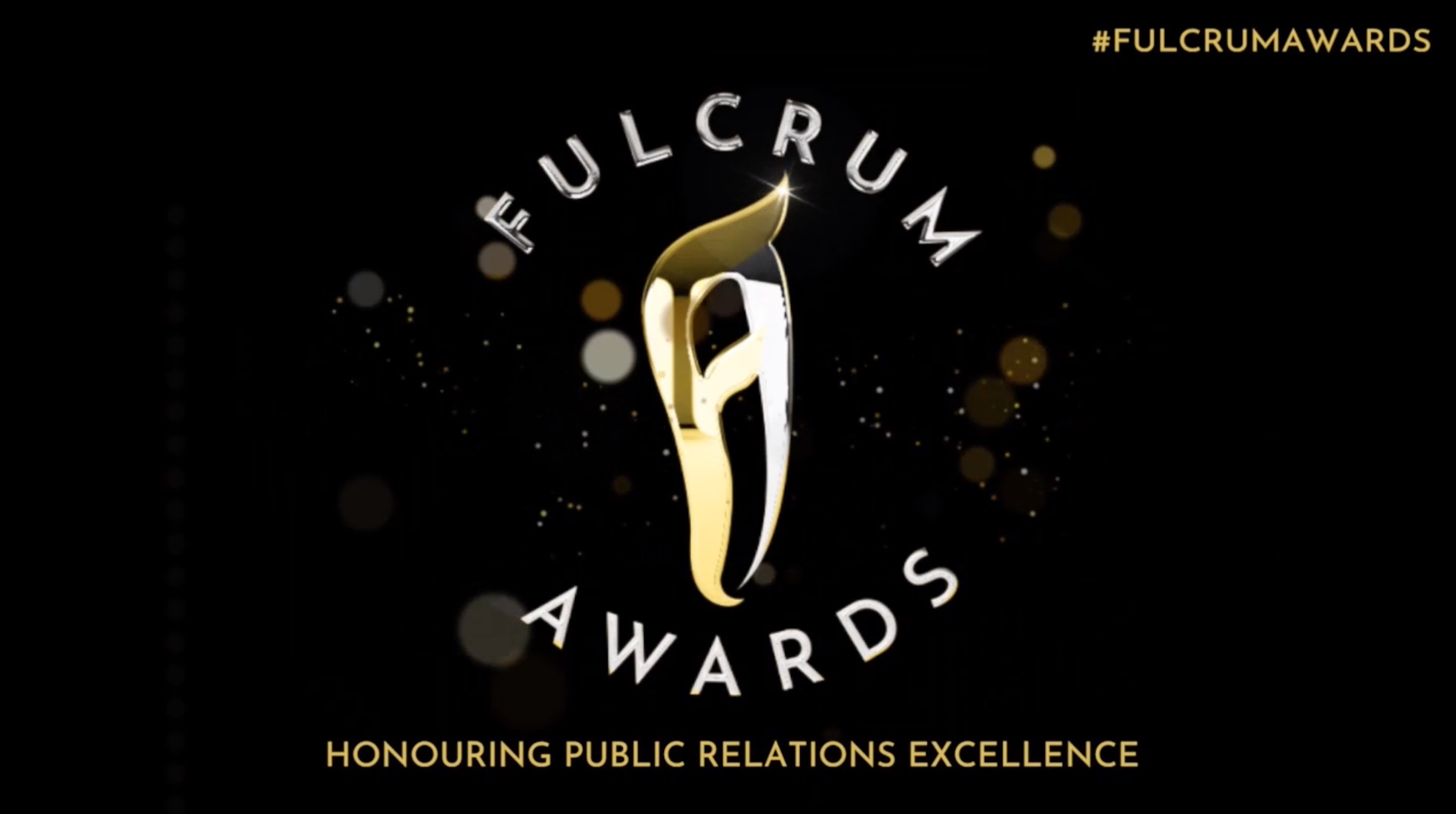 Fulcrum Awards Event Branding