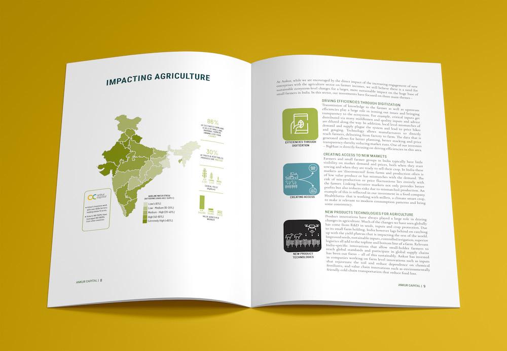 Ankur Capital Report Design