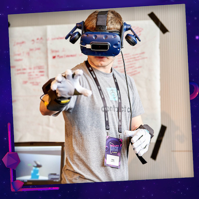 MIT Reality Hack Branding Image 5