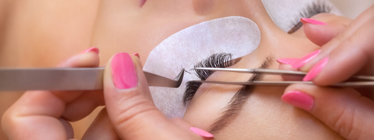 eyelash treatment