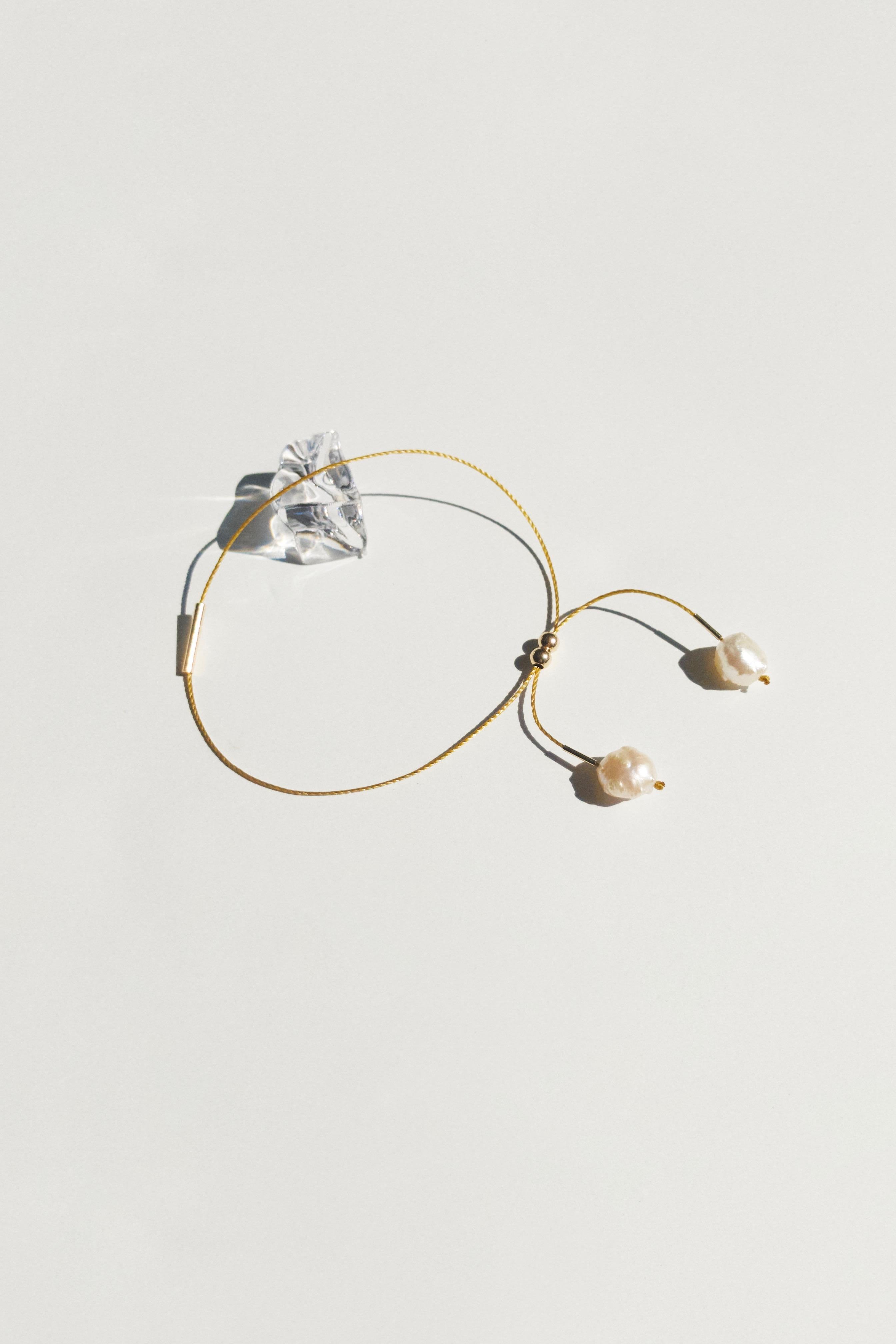 Twin Bracelet Gold