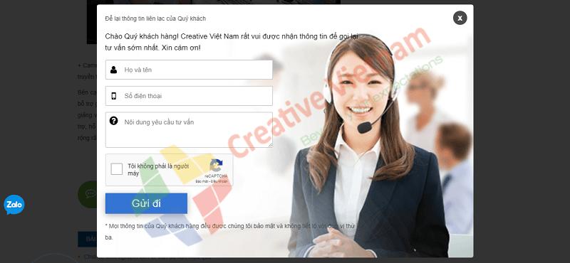 thiết kế website giới thiệu doanh nghiệp công ty